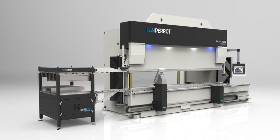 Press Brake Accessories Amp Optional Functions Jean Perrot