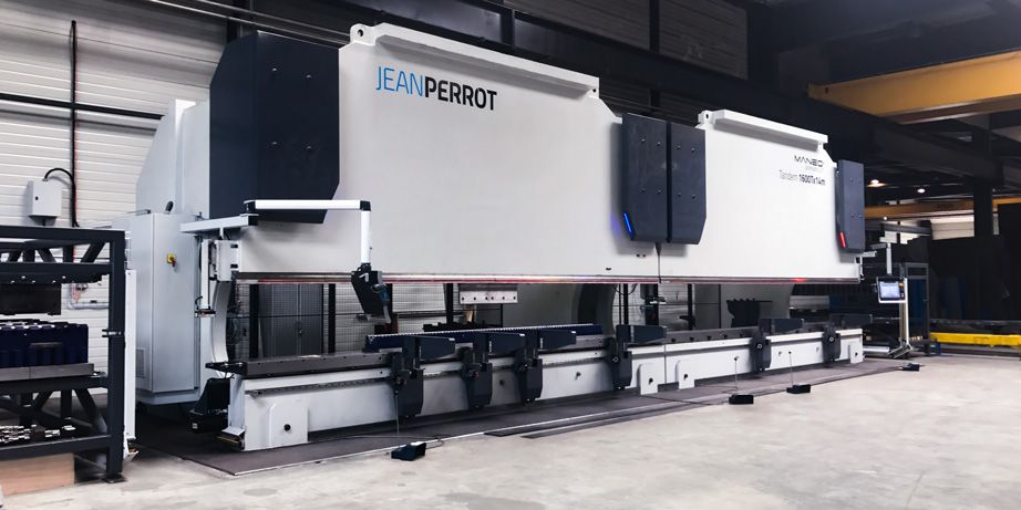 Tandem Amp Tridem Press Brake Jean Perrot