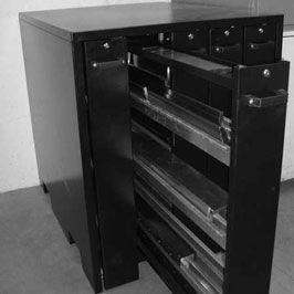 Press Brake Tooling Tool Storage Solutions